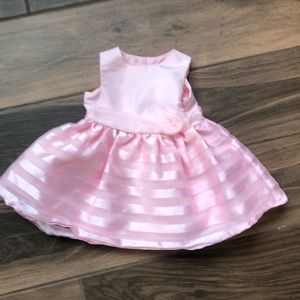 Carters Special Occasion baby girl dress